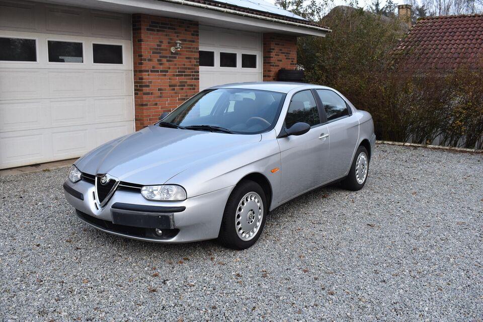 Alfa Romeo 156, 2,0 TS 16V, Benzin