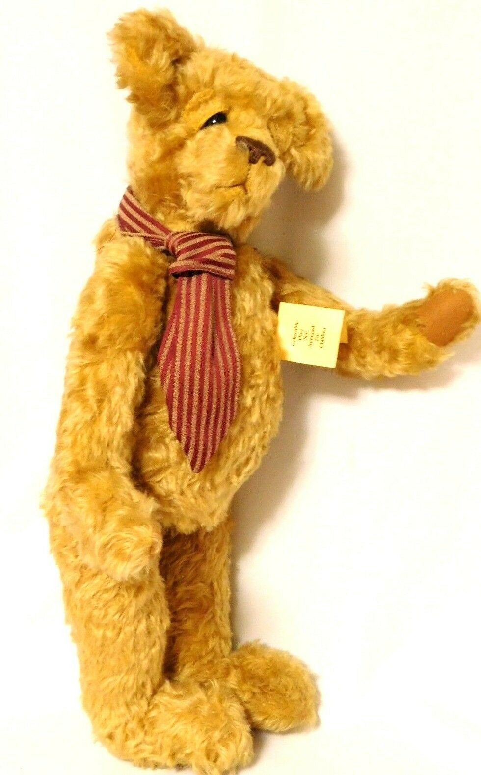 Rare Rare Rare  OLD TED  22  Teddy orso 1995 autobusSER orsoS  1 fatto & Signed Leeann Snyder e93578