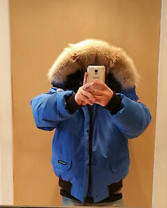 2018-LATEST-CONCEPT-POLAR-BEAR-CANADA-GOOSE-LABEL-PBI-CHILLIWACK-XXL-2XL-PARKA