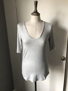 Silver Shirt V T Paris Size 1 Bnwt Filature Metallic Majestic n7CqBa