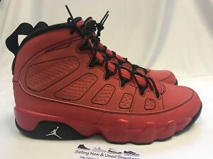 new concept 3d275 7c319 Details about Air Jordan Retro 9 Motorboat Jones Size 9 Deadstock Brand New  red
