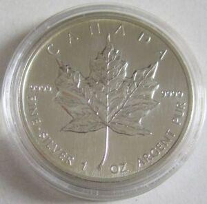 Kanada-5-Dollars-2006-Maple-Leaf-1-Oz-Silber