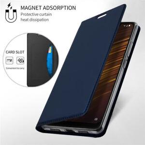 For Xiaomi Mi 10T Pro 10T Lite 9T A3 A2 Leather Flip Wallet Magnetic Case Cover
