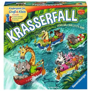 RAVENSBURGER-Kinderspiel-Krasserfall-Gesellschaftsspiel-Aktionsspiel-ab-6-Jahren