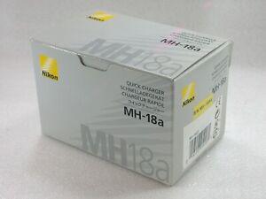 Genuine-NIKON-Battery-Charger-MH-18A-EN-EL3-D80-D70s-D50-D100-D200-D300-D700-D90
