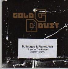 (AZ176) DJ Muggs & Planet Asia, Lions In The... - DJ CD