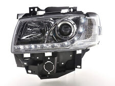 Scheinwerfer Daylight LED TFL-Optik VW Bus T4 Bj. 96-03 chrom Scheinwerfer