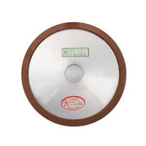 HKATOPS 1x 6-inch Heavy Duty Replacement Coarse Bench Emery Grinding Wheel Disc