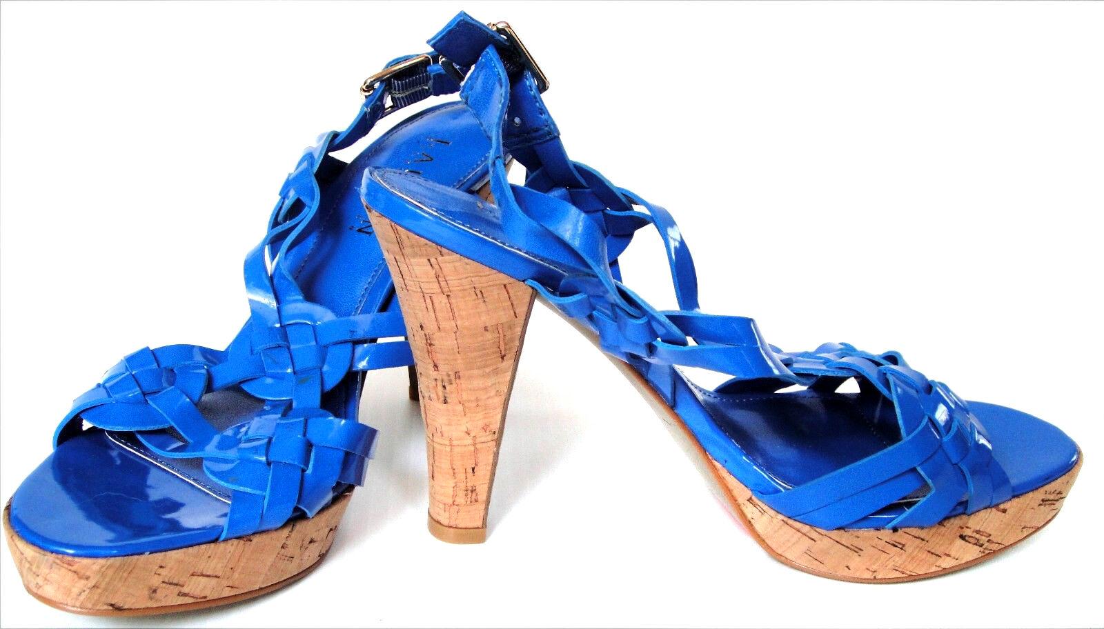 Nouveau Lauren Ralph Lauren Liège Talons chaussures Femme Taille 6