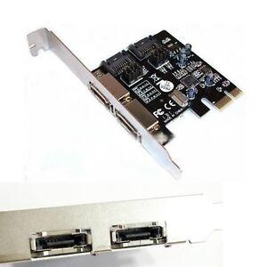 PCI-E-Express-SATA3-SATA3-0-6Gb-s-eSATA-SATA-III-Card