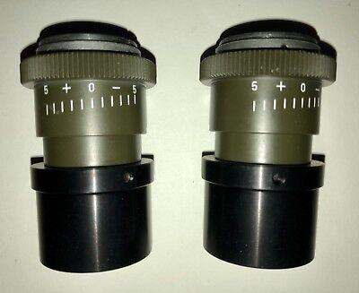 2 Unidades, F15 Hensoldt Oculares-para Binokulare Enfoques (sin Trazos Placa)/eyepiece-eyepiece Es-es Regalo Ideal Para Todas Las Ocasiones