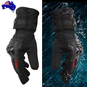 Pro-Bike-Thermal-Winter-Warm-100-Windproof-Waterproof-Ski-Moto-Gloves-2XL-XXL