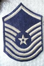 Patch- US Air Force Sergeant Rank Shoulder Patch (New*)