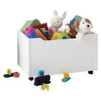 Circo® Storage Chest With Wheels - Soft White