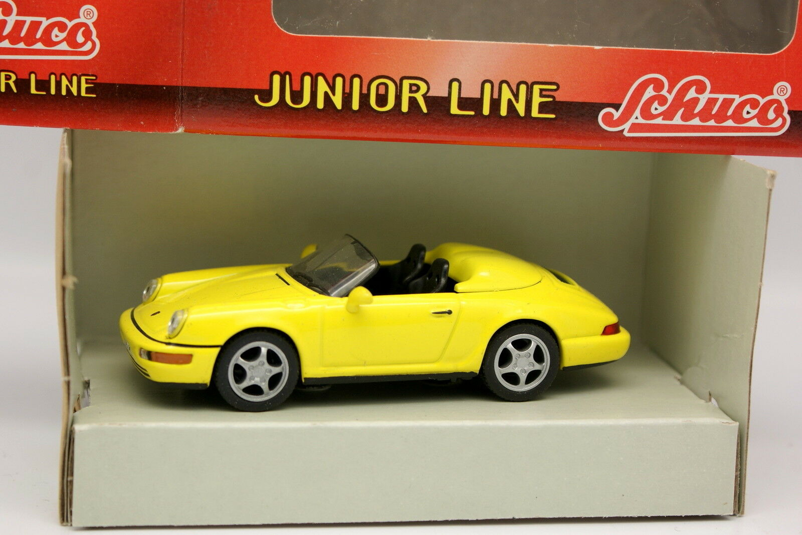 Schuco 1 43 - Porsche 911 Speedster Yellow