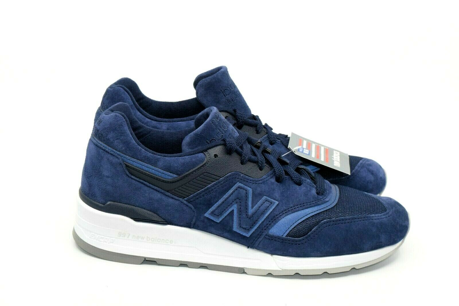 New Balance Men 997 color Spectrum Navy Size 11D  M997CO