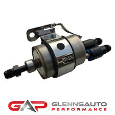 C5 Corvette Fuel Pressure Regulator/Filter Kit w/ 6AN fittings - EFI or LS Swap