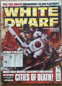 White Dwarf Magazines 2006 Various Issues Available
