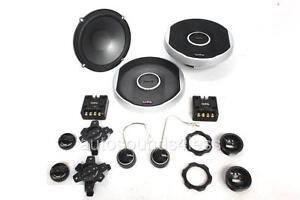 "Infinity 320 Watts PR6500cs 6-1/2"" 2-Way Car Component Speaker System 6.5"" New"