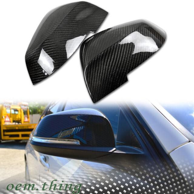 BMW Carbon Fiber F20 F21 3DR 5DR 1-Series Side Mirror Cover case 114i 118i 125i