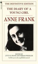 The Diary of a Young Girl By: Anne Frank
