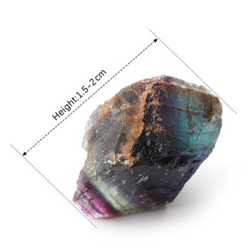 Natural Fluorspar Quartz Stone Sphere Crystal Fluorite Ball Healing GemstonPLCA