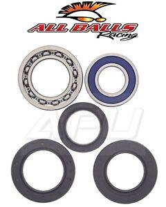Rear Wheel Bearings ATC250ES ATC250SX TRX250 Fourtrax TRX350D ALL BALLS New