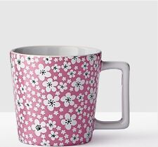 NEW Starbucks 2017 CHERRY BLOSSOMS  Pink Mug - 12 oz