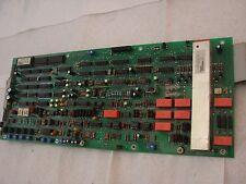 Audio Precision LVF1-64509-61 Control Board 6200-LVF1.6