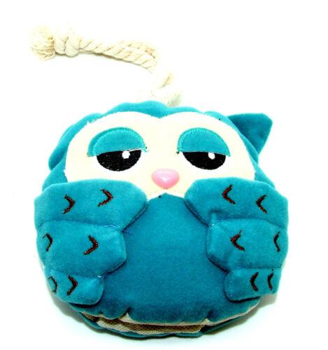 Wrist Cord ** Children/'s Cute Novelty Plush Owl Purse Choice of 3 Colours **