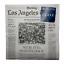 縮圖 1 - 2020 LA TIMES Newspaper - Chicano Moratorium of 1970 East LA Los Angeles Mexican