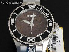 Invicta Mens Grand Diver Gen II Limited Edition Lava Stone Dial Automatic Watch