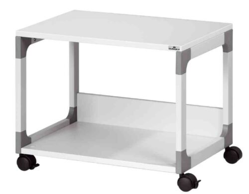 Bürowagen Multi Trolley 48 grau Druckertisch Druckerwagen Büromöbel