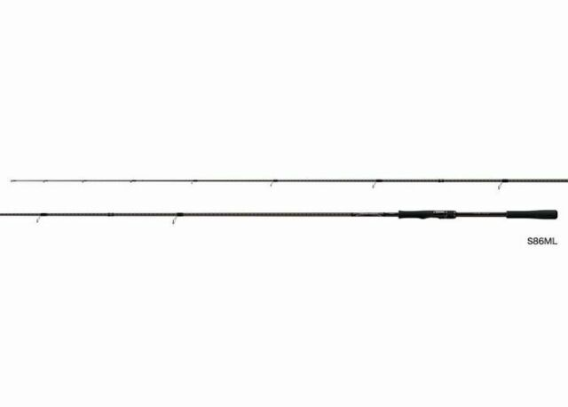 Shimano Sea Bass Spinning Rod 18 DIALUNA S96mh From Stylish Anglers Japan for sale online