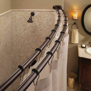 Best Shower Curtain Rods Ebay