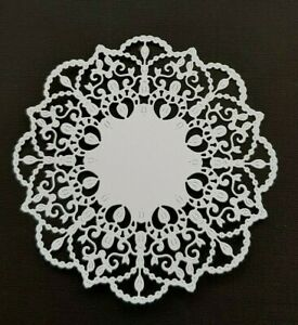 4 x Tattered Lace Baby Clothes Line Die Cuts for Toppers