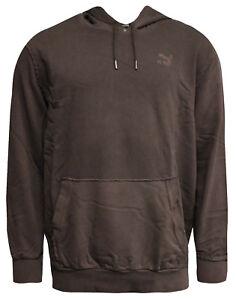 Détails sur Puma Homme vieilli pullover pull sweat marron 575306 02 M9 afficher le titre d'origine