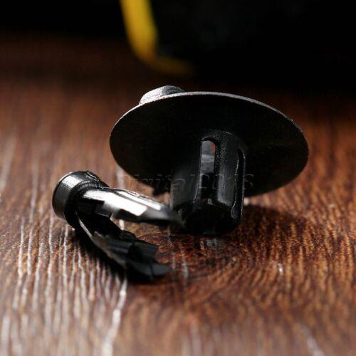 50PCS Engine Cover Rivets Push-Type Retainer Clips For Lexus Toyota 53259-0E010