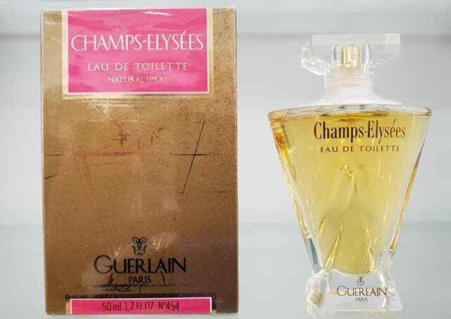 Guerlain Champs-Elysées EAU DE TOILETTE 50ML Spray  New & Rare