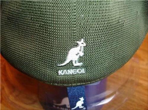 Mens Classic  Summer  Kangol  Tropic  504  Ventair  Ivy  Cap  Color  Olive Green