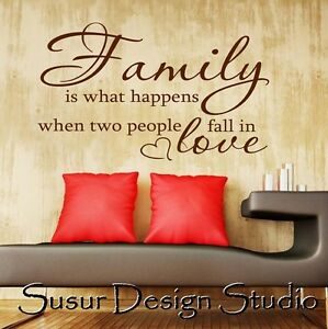 Family-is-what-happens-when-two-people-fall-in-love-Wall-Quote-Sticker-Art-Decor