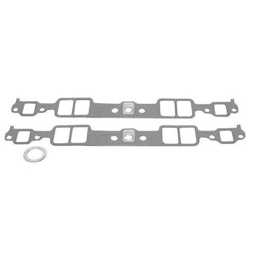 OEM MerCruiser Volvo OMC INTAKE GASKETS V8 350 305 5.0 5.7  27-17145 18-0868