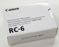 Canon RC-6 Auslöser f. EOS 5D II 7D 550D 700D 600D 650D 60D 70D 750D 760D