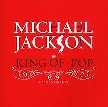 King-of-Pop-von-Jackson-Michael-CD-Zustand-gut