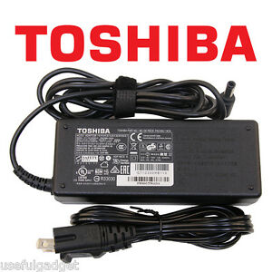 Original-OEM-Toshiba-65W-120W-AC-Charger-Adapter-Cord-For-Satellite-S-series