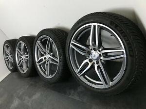 Original-Mercedes-W213-S213-E43-E53-19-034-AMG-Winterraeder-NEU-ET20-ET43-RDK-C238