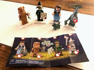 LEGO Scarecrow Minifigure Wizard of Oz Lego Movie 2-71023 SEALED!