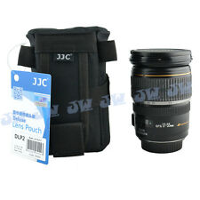 JJC 85*150mm Deluxe Lens Pouch Bag for Canon EF 28-200mm f/3.5-5.6 USM zoom Lens