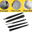 5X-Remover-Cuticle-Dead-Skin-Removal-Nail-File-Foot-Pedicure-Set-Skin-Care-Tools thumbnail 3
