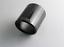 OUTLET-101-mm-100-Reel-Fibre-De-Carbone-Voiture-Universel-Tuyau-d-039-echappement-Housse-Haute miniature 5